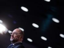 SPD Martin Schulz Koalitionsverhandlungen Parteitag Andrea Nahles