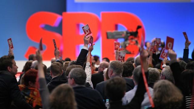 Süddeutsche Zeitung Wirtschaft Nach dem SPD-Votum