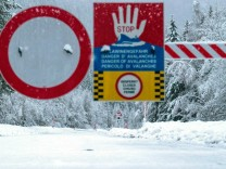 Lawinengefahr in Osttirol