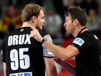 Handball-EM: Deutschland - Dänemark