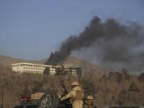 Kabul: Deutsches Todesopfer bei Hotel-Anschlag in Afghanistan