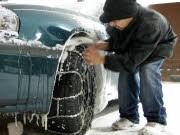 Wintereinbruch USA, AP