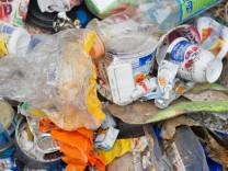 Plastikmüll aus der Ostsee
