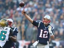 NFL: AFC Championship-Jacksonville Jaguars at New England Patriots