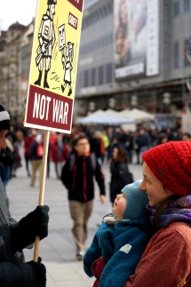 Süddeutsche Zeitung München Protest rund um den Bayerischen Hof