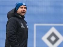 Training Hamburger SV mit neuem Cheftrainer
