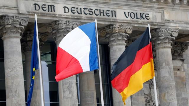 Internationale Zusammenarbeit Neuer Élysée-Vertrag