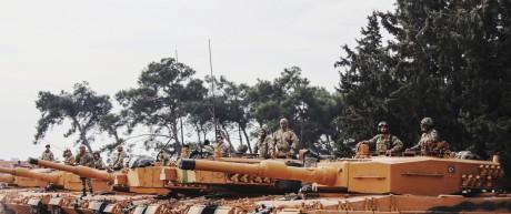 T¸rkische Offensive in Nordsyrien