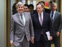 Treffen der EU-Finanzminister in Brüssel