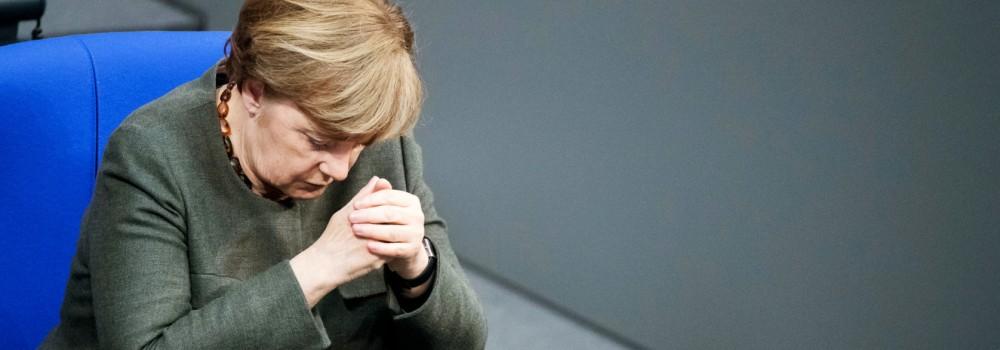 Angela Merkel im Bundestag zu 55 Jahren Élysée-Vertrag