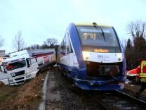 Bahnunfall Schongau