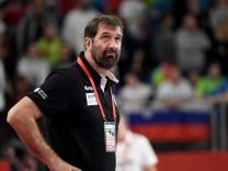 Handball-EM: Slowenien - Dänemark