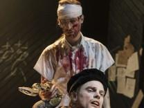 Michael Kohlhaas Eine deutsche Erregung nach Heinrich von Kleist Premiere am 21. Januar im Thalia Theater  Regie Antú Romero Nunes