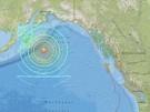 Starkes Erdbeben vor Alaska - Tsunamiwarnungen (Vorschaubild)