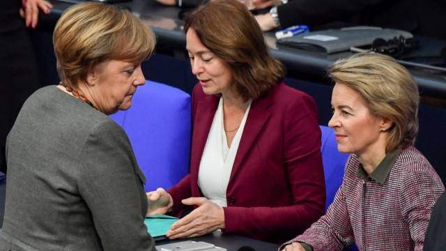 Politik CDU Union