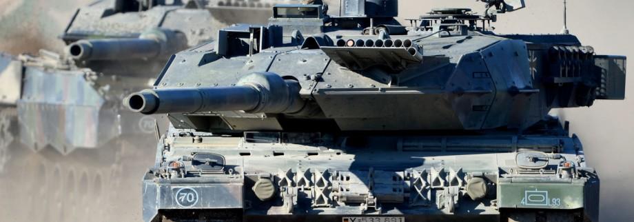 Kampfpanzer Leopard