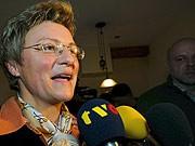 Strauß-Tochter Monika Hohlmeier, dpa
