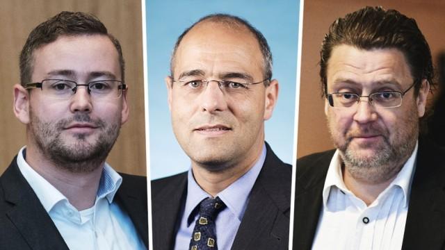 Bundestagswahl Chefposten im Bundestag
