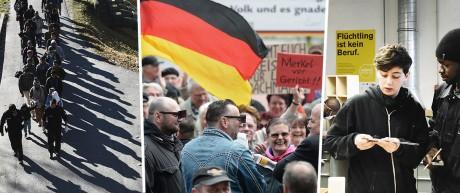 Deutschland Flüchtlingspolitik Integration