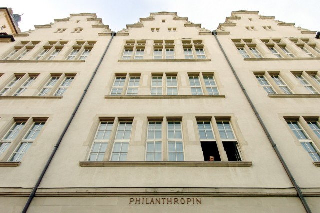 PHILANTROPIN IN FRANKFURT