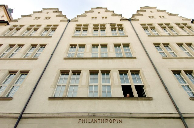 PHILANTROPIN IN FRANKFURT