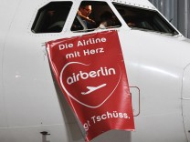 Air Berlin Flies Last Flights, Ceases Operations