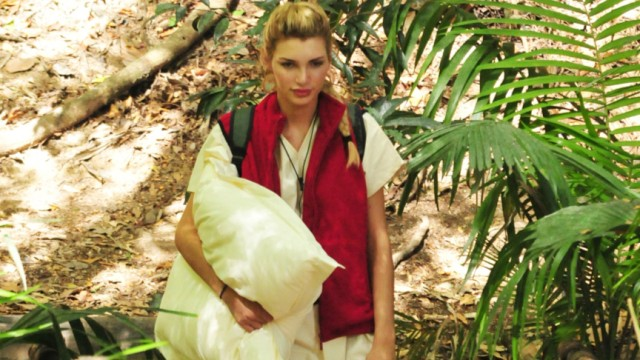 Dschungelcamp: Giuliana Farfalla verlässt das Camp