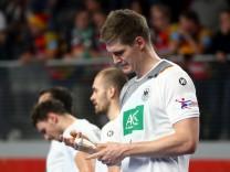 Handball-EM: Deutschland verliert gegen Spanien