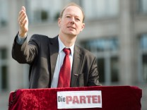 """Martin Sonneborn von """"Die Partei"""""""