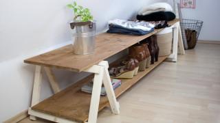 DIY-Regal Wendys Wohnzimmer