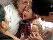 Impfen in Rumänien