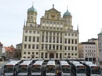 Augsburg zieht neue Busse aus dem Verkehr