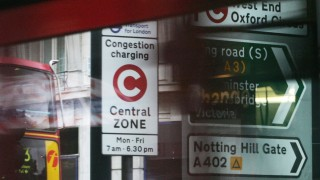 BRITAIN-CONGESTION CHARGE