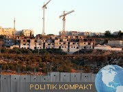 Israel will Siedlungen ausbauen, dpa