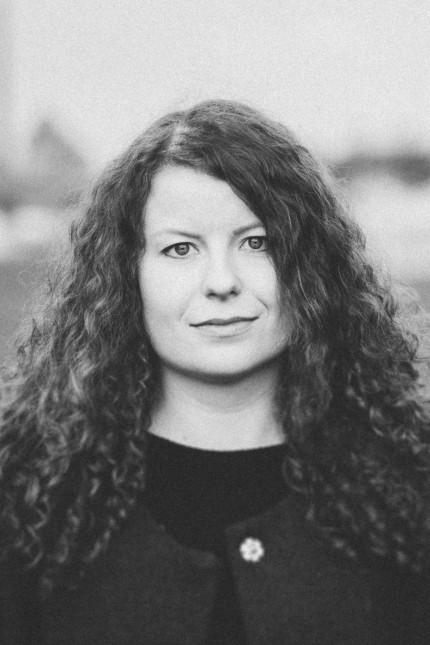 Portrait: Stefanie Preuin