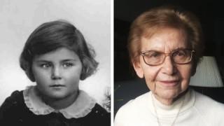 Geschichte Holocaust-Überlebende