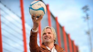 Der Kreativtrainer Matthias Nowak arbeitet für den FC Bayern München und ist auch international gefragt.