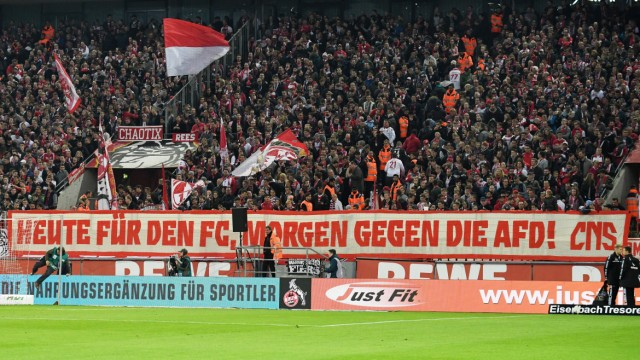 Fussball 1 BL Saison 2016 2017 Spieltag 30 1 FC Köln vs TSG 1899 Hoffenheim Rheinenergiestadion; Köln