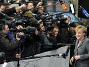 Merkel, AFP