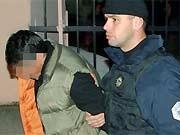 Festnahme von mutmaßlichem BND-Mitarbeiter in Pristina, dpa