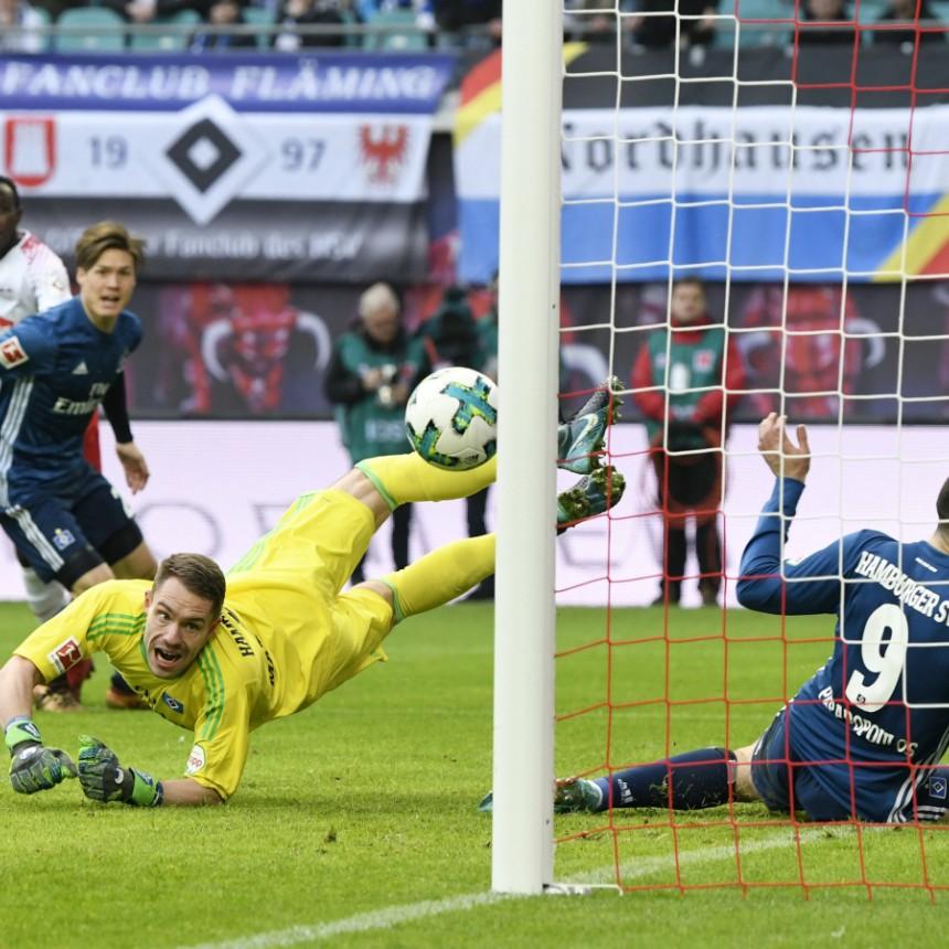 Sport am Wochenende Hamburg spielt 1:1 in Leipzig