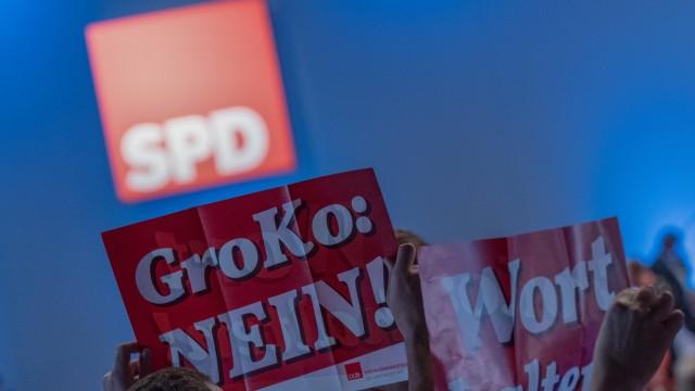 SPD Bundesparteitag 2018 21 01 2018 Bonn Außerordentlicher Bundestag der SPD in Bonn World Confer