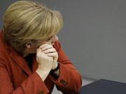 Merkel Konjunkturpaket; AP