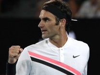 Tennis - Australian Open - Men's singles final - Rod Laver Arena, Melbourne, Australia