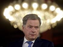 Präsidentschaftswahl in Finnland