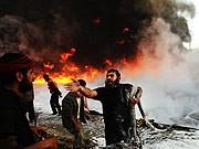 """Krieg im Gazastreifen: Operation """"Gegossenes Blei"""", AP"""