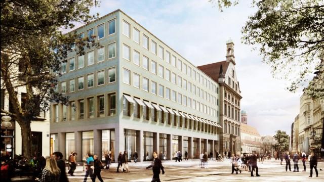 Wirtschaft in München Alte Akademie