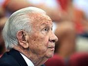 Juan Antonio Samaranch AFP