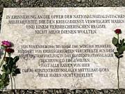 Gedenkstein Buchenwald