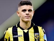ARNHEM Vitesse sc Heerenveen 1 1 voetbal Eredivisie seizoen 2017 2018 20 01 2018 GelreDome; Werder Bremen Milot Rashica